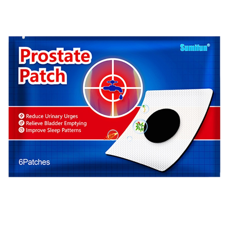 Prostatitis Prostate Treatment Patches Man Prostatic Navel Plaster Strengthen Kidney Herbs Patch