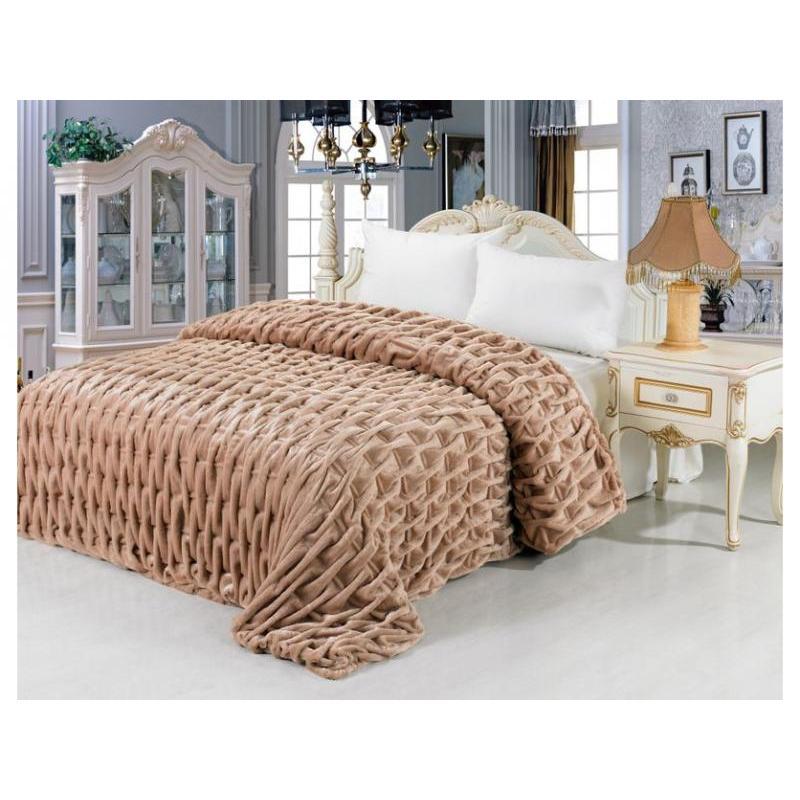 Bedspread euro Tango, Shar Pei, 2097-10, 220*240 cm bedspread euro tango steamed cotton 3d 2224 03 220 240 cm