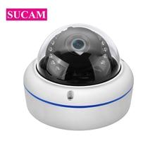 Купольная AHD камера видеонаблюдения «рыбий глаз», Full HD, 1080P, 20 м, ИК, угол 180 градусов, 2 МП, 4 МП, AHD инфракрасная камера видеонаблюдения с OSD кабелем