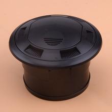 CITALLสีดำCloseableหมุนได้75มม.FitสำหรับWebasto Eberspacherเครื่องทำความร้อน