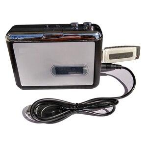 Image 1 - Grabadora de cassette de cinta nueva, convertir cassette de cinta a mp3 en disco Flash USB, no se requiere pc, reproducción, envío gratis, 2017