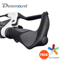 Deemount Bicycle Grips TPR Rubber Integrated MTB Accessories Cycling Hand Rest Mountain Bike Handlebar Casing Bycicle Sheath