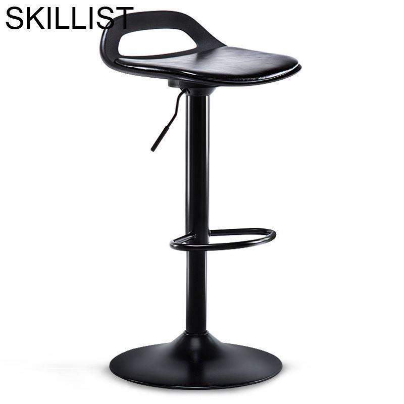 La Sgabello Tabouret Comptoir Bancos De Moderno Stoelen Sedia Para Barra Ikayaa Fauteuil Silla Stool Modern Cadeira Bar Chair