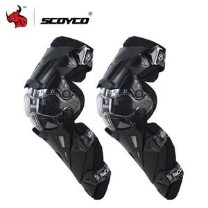 SCOYCO Motorcycle Knee Pads CE
