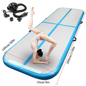 Inflatable Tumbling Mat Fitnes