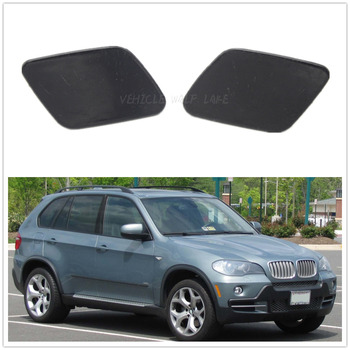 For BMW X5 E70 2007 2008 2009 2010 2011 2012 2013 Car-styling New Headlight Washer Lift Cylinder Washer Cap image