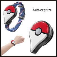 2021 Auto Catch Smart Bracelet For Pokemon Go Plus Game Bluetooth Wristband Auxiliary Equipment Fantasy Figurines For Kids Gift 1