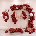 138pcs Pomegranate R...