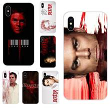 Soft TPU Cell Bags For Samsung Galaxy Note 5 8 9 S3 S4 S5 S6 S7 S8 S9 S10 5G mini Edge Plus Lite The Dexter Tv Show Best Plastic(China)