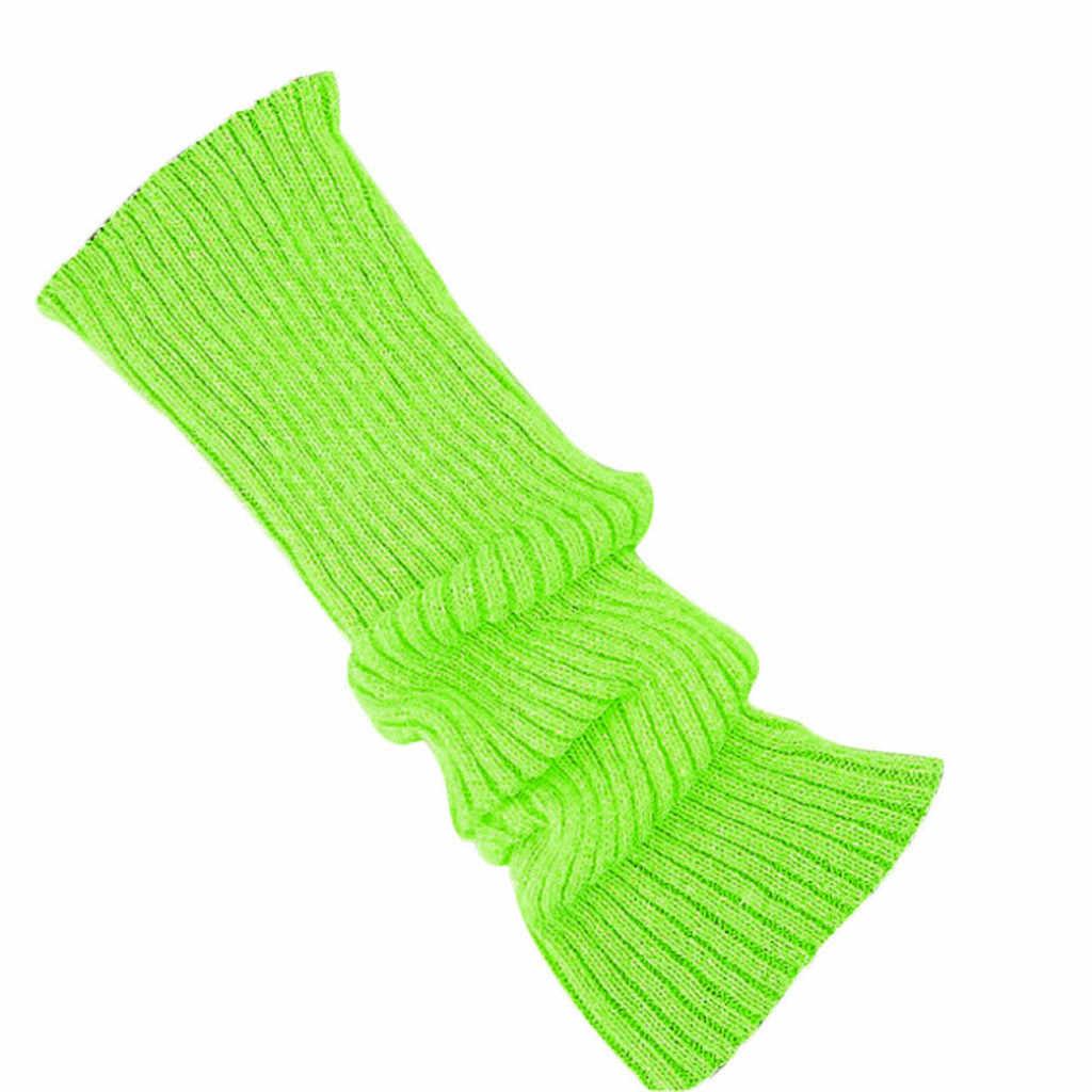 Hoge Kwaliteit Boot Manchetten Vrouwen Winter Warme Beenwarmers Gebreide Haak Lange Sokken Knie Hoge Sokken 2019 Hot Koop Fashion gift
