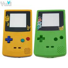 Shell-Cover Nintendo Gameboy Color Case Limited-Edition Full-Housing Yuxi for GBC Repair-Part