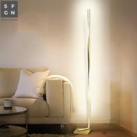 floor lamp modern standing Lamp LED floor lamps for living room study bedroom bedside office