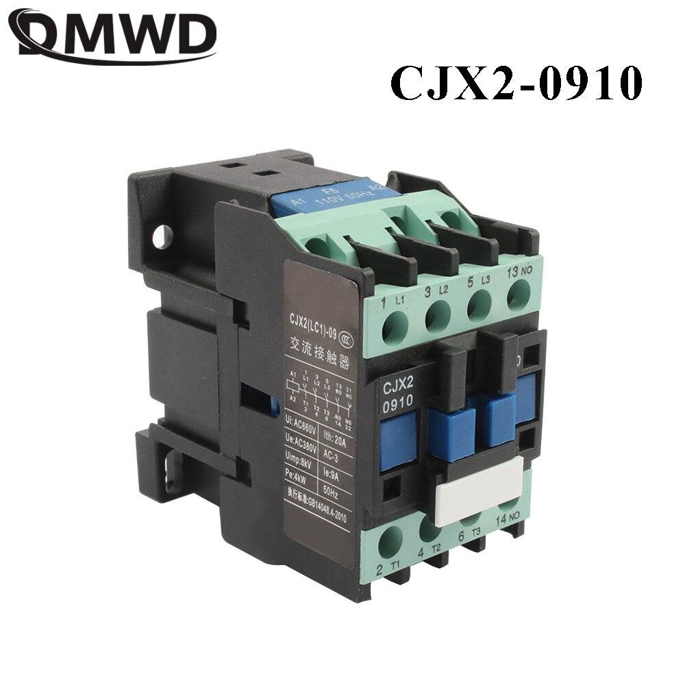 CJX2 3210 AC contactor LC1 32A 36V 50HZ