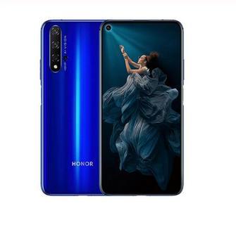 Перейти на Алиэкспресс и купить Honor 20 смартфон 6G 128G Северо-Восточная Европейская версия Kirin 980 Восьмиядерный 48 МП четыре камеры мобильный телефон 6,26 ''Supercharge