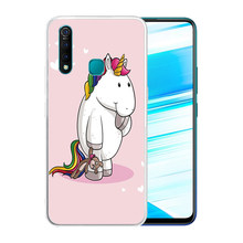 Soft Silicone TPU Phone Cases Unicorn For Vivo iQoo Neo 5G S1 2018 S5 Pro Z1x Z5x Z3x Z3i Z3 Z1i Z1 U3 U10 Cover Shell()