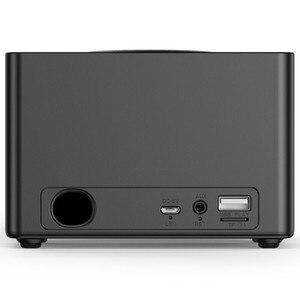 Image 2 - ใหม่มาถึงวิดีโอลำโพงบลูทูธแบบพกพา Mini Wireless 3D ซับวูฟเฟอร์บ้านวิทยุ HD รถลำโพงคอมพิวเตอร์สนับสนุน TF FM USB