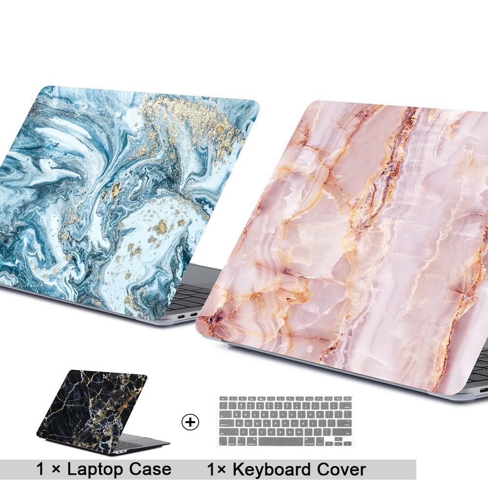 Marble Laptop Case For font b APPle b font font b MacBook b font Pro Air