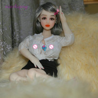 65cm hot selling Sex Dolls Real Adult Life Big Breast Vagina Sex Toys for Men Tpe love Dolls Full Size Silicone sex Doll