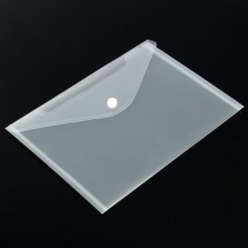 50 sztuk zestaw z przeźroczyste tworzywo sztuczne A5 folder torba na dokumenty torba na dokumenty plików do przechowywania papieru materiały biurowe tanie i dobre opinie CN (pochodzenie) 24*17cm