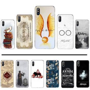aesthetics art Phone Case For iphone 12 5 5s 5c se 6 6s 7 8 plus x xs xr 11 pro max Harries Potter image