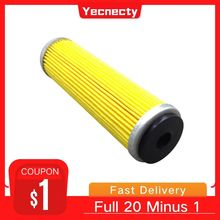 Yecnecty For Zongshen ZS250GY-3 / RX3 NC250 Motorcycle Oil Filter Cleaner Motor Bicycle Engine Part Accessories