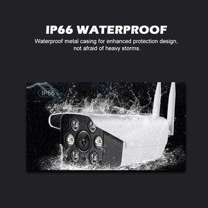 Image 3 - EWeLink водонепроницаемая IP камера Smart IOT камера HD 1080P наружная двусторонняя аудиосвязь с ночным видением ИК светодиодная камера