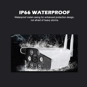 Image 3 - EWeLink su geçirmez ip kamera akıllı IOT kamera HD 1080P açık iki yönlü ses interkom gece görüş IR LED kamera