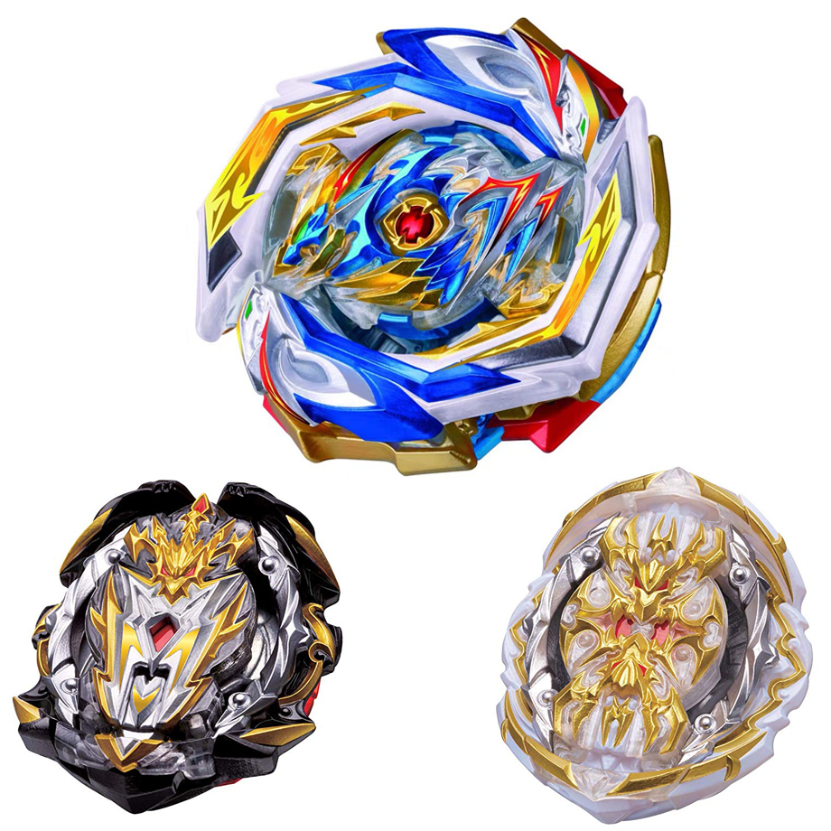 The Latest Gold <font><b>Beyblade</b></font> <font><b>Burst</b></font> Toy Arena with No Launcher and Box Bey blade Metal Fusion God Spin Top Bey Blade Toy Boy Gift image