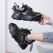 Women Shoes Casual Dad Chunky Sneakers L