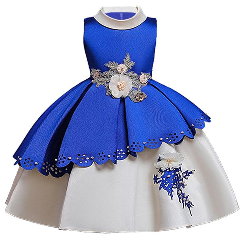 Bambini-Vestiti-Per-Le-Ragazze-Vestito-Dalla-Principessa-Di-Natale-Elegante-Bambini-Del-Partito-di-Sera (2)