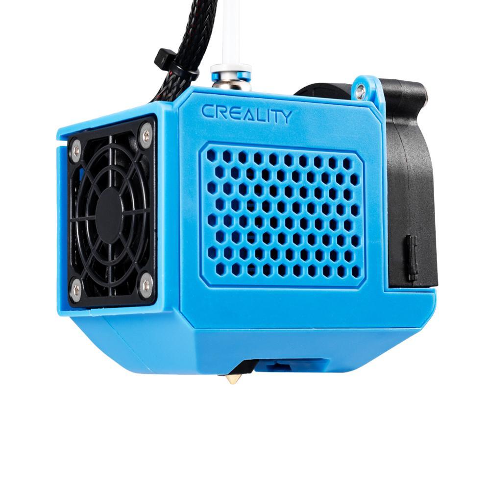 Kit de boquilla de montaje completo de CR-10V2 de impresora 3D de Creality, Kit de accesorios Hotend para impresora CR-10 V2 3D