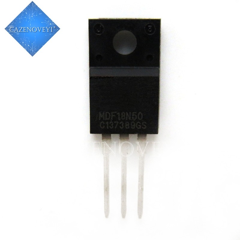 1 pc FDP18N50  Fairchild   MOSFET N-Channel 500V 18A TO220  NEW  #BP