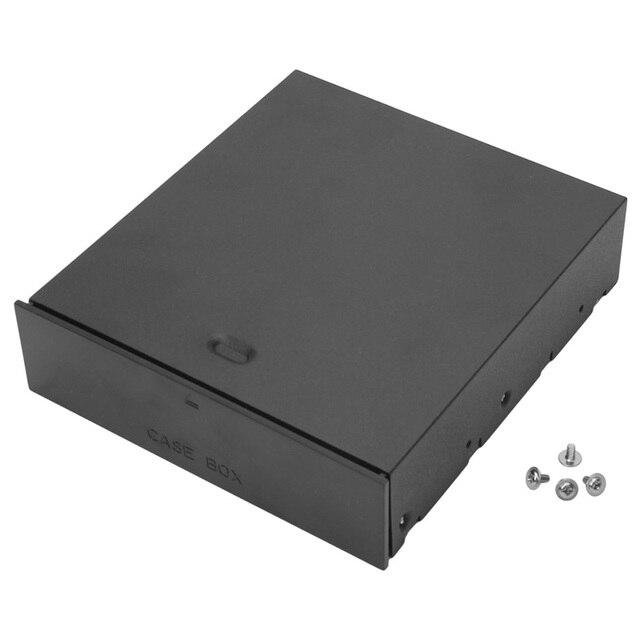 """2020 nouveau boîtier externe 5.25 """"disque dur HDD Mobile blanc tiroir support pour ordinateur de bureau"""