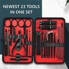23PCS Pro Manicure S...
