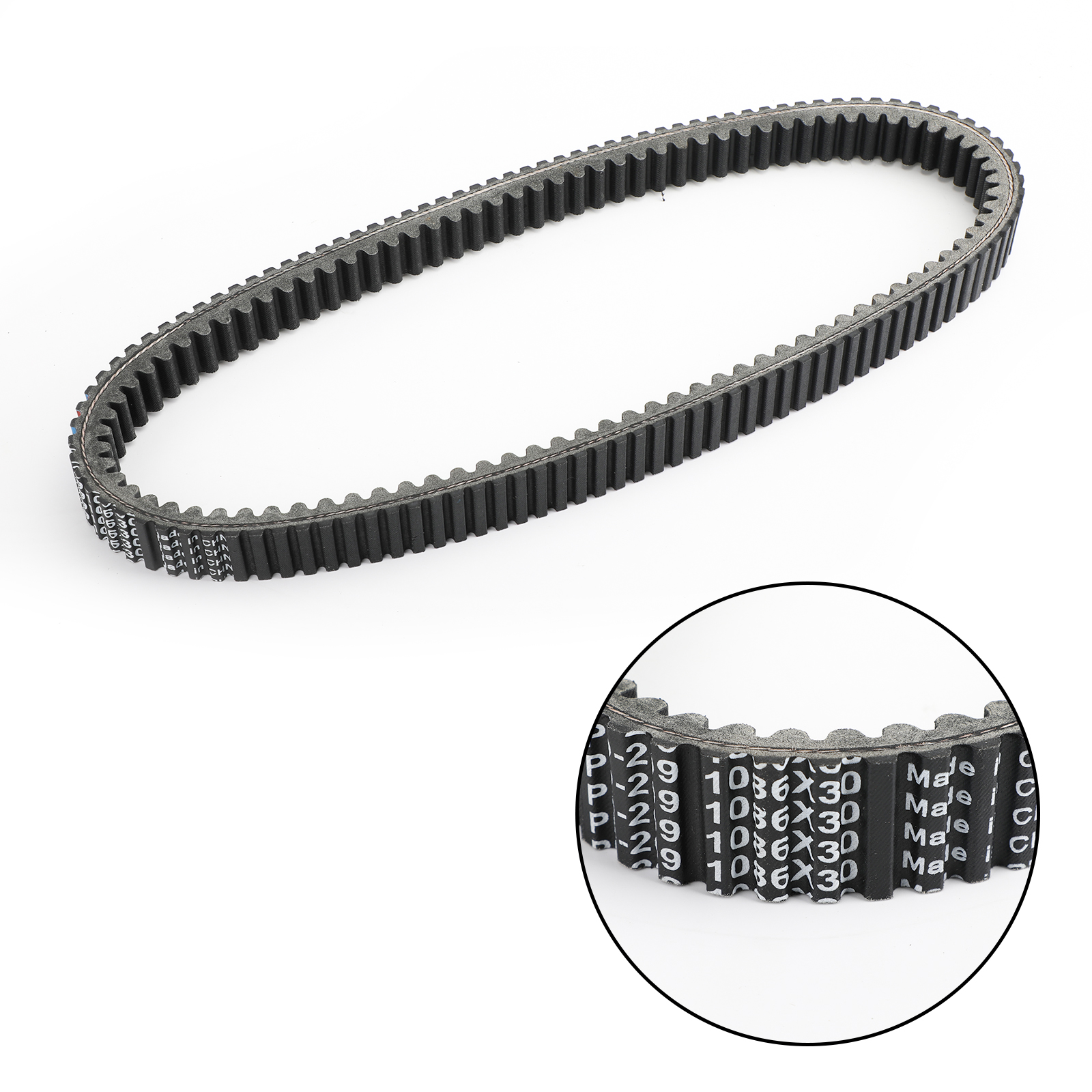 Areyourshop For Argo 700 750 HD Avenger Conquest Outfitter XTI 8x8 Drive Belt Transmission Belt Motorcycle ATV Parts Belts