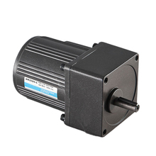 цена на 80mm 25w 110v high torque low rpm single phase electric reversible motor with with reduction gear