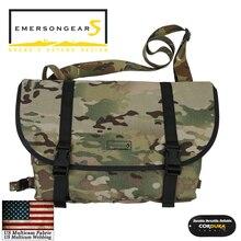 emerson emersongearS Mens Messenger Bag Nylon Waterproof Tactical Style Outdoor Hiking Mulitcam