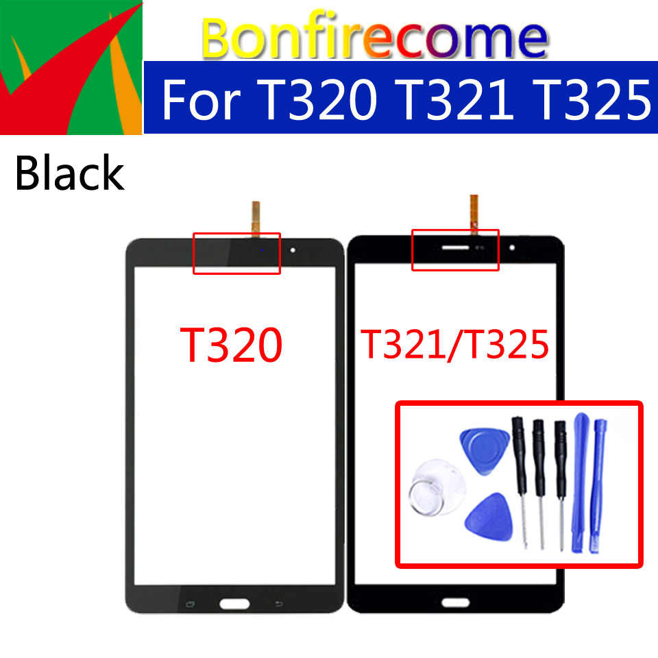 "8.4 ""Voor Samsung Galaxy Tab Pro T320 T321 T325 Touch Screen Digitizer Panel Glas Lens LCD Front Sensor Vervanging"