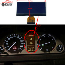 Instrument Cluster LCD Display  For MERCEDES Benz A B CLASS W169 W245 Speedometer Dashboard 7V/8V A1695400448 0263643242