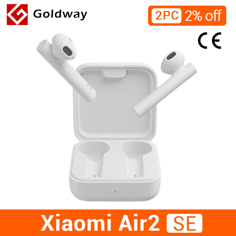 Глобальная версия Xiaomi Air2 SE TWS Mi True Wireless Bluetooth наушники Air 2 SE наушники AirDots Pro 2SE 2 SE 20h с сенсорным управлением