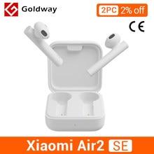 Глобальная версия Xiaomi Air2 SE TWS Mi True Wireless Bluetooth наушники Air 2 SE наушники AirDots Pro 2SE 2 SE 20h с сенсорным управлением