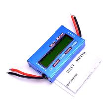 DC 60V 100A/150A Balance Voltage Battery Power Analyzer RC Watt Meter Checker Professional Watt Meter Balancer Charger RC Tools(China)