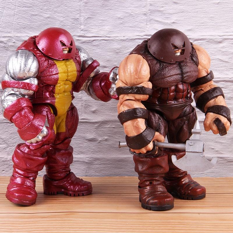 Статуя Марвел Икс мен Каин Марко Джаггернаут ПВХ фигурка Коллекционная модель игрушки 2 типа подарок для детей