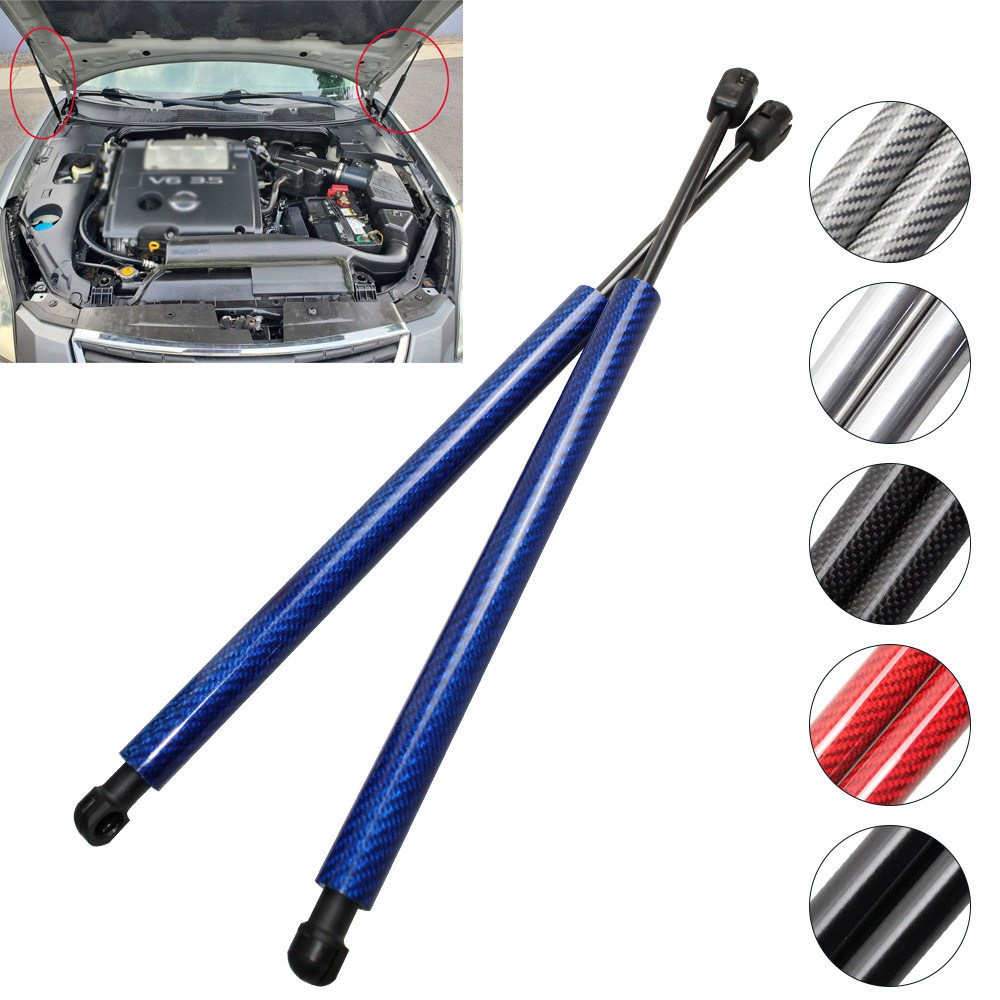 Hood and Trunk Lift Support Gas Struts Fit 2004-2007 Nissan Maxima TUPARTS Automotive Replacement Shock Lift Supports