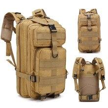 1000d náilon 30l militar tático mochila caminhadas saco de acampamento viajar saco de trekking saco de camuflagem mochilas saco tático