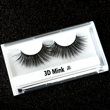 September NEW 100% Real Mink Eyelashes 3D Natural False Eyelash Full Strip Lashes Soft Extension Makeup Tools