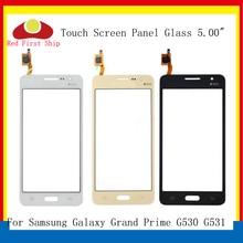 10Pcs/lot G530 G531 TouchScreen For Samsung Galaxy Grand Prime G531H G531F G530H G530F G5308 Touch Screen Digitizer Panel Sensor phone screen for samsung galaxy core prime g531 g531h g531f lcd display screen 5 inch pantalla gift tools