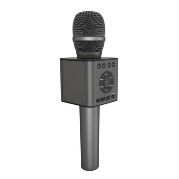 TOSING Wireless Bluetooth Karaoke Microphone Portable Handheld Machine Speaker Compatible Phone, PC, Computer for Party/Church/S
