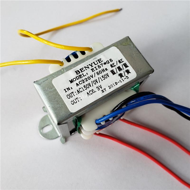 w 6n3 transformador pre amplificador 220 v 02