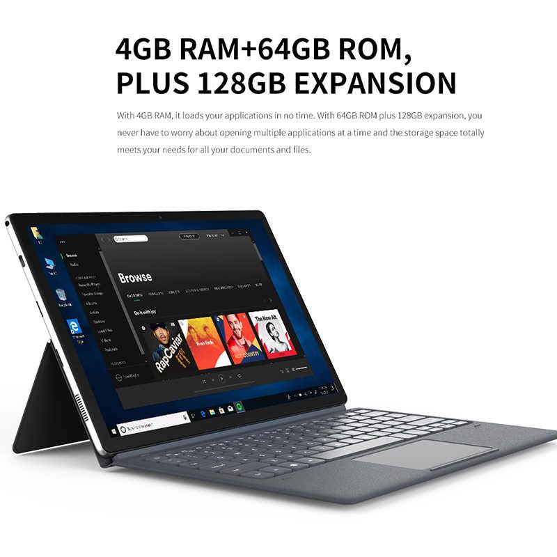 ALLDOCUBE KNote Gehen 11,6 inch Tabletten 2 in 1 Intel HD 1920*1080 IPS Bildschirm 4GB RAM 64GB ROM Touch Notebook Tablet PC